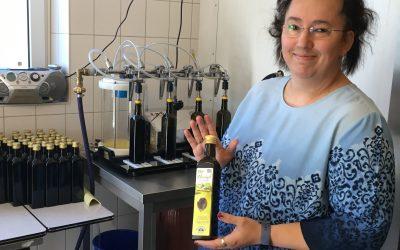 Kennen Sie eigentlich schon unser Olivenöl?
